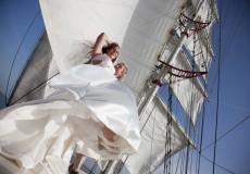 bounty uniek huwelijksbootje