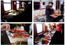 catering trouwschip bounty