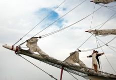 trouwen op trouwschip bounty