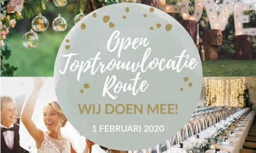 TrouwschipBounty Open Top TrouwLocatie_Route 2020