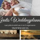 Gratis weddingplanner trouwen op het water